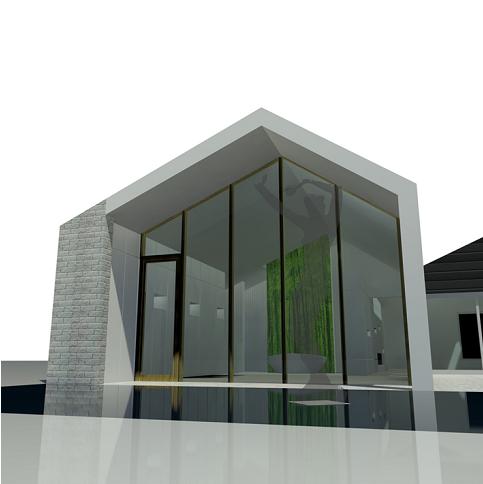 2011 Uitbreiding woonhuis